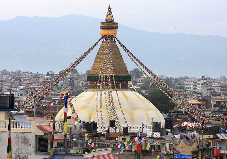 Nepal ciekawostki atrakcje zabytki świątynia wycieczka