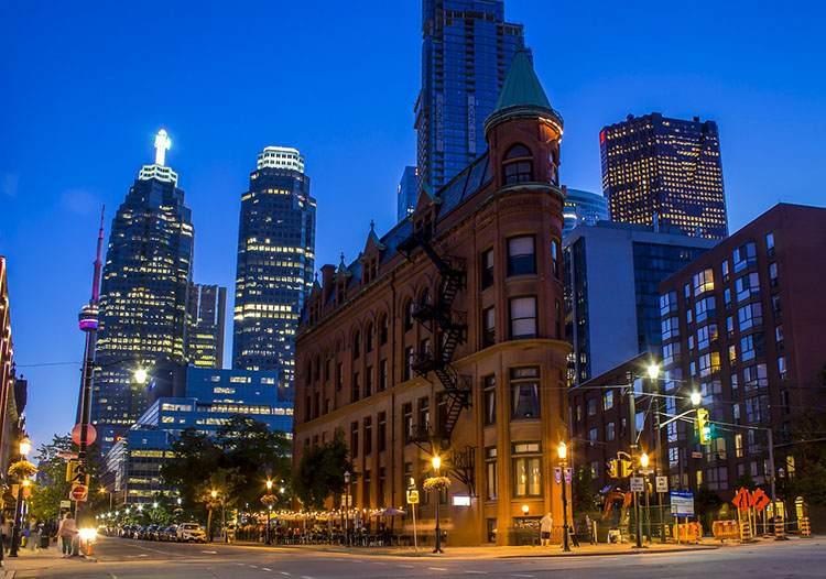 Toronto miasto