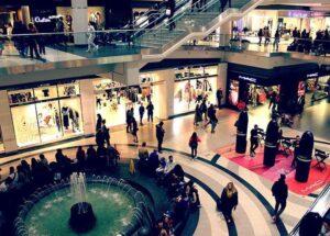 centra handlowe galerie handel zakupy