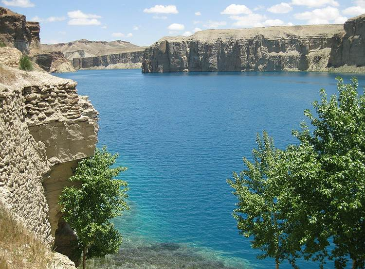 jezioro Afganistan przyroda atrakcje wycieczki