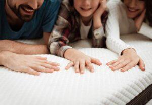Hilding Anders materace Gliwice dzieci łóżko