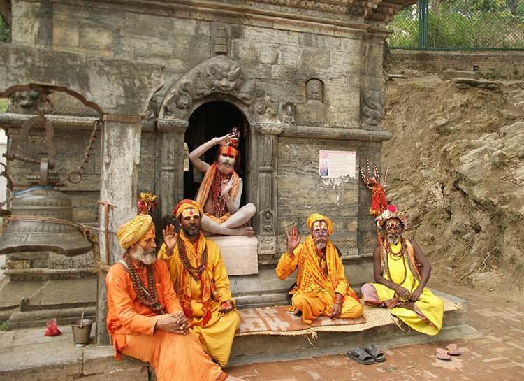 nepalscy mnisi atrakcje zabytki wycieczka