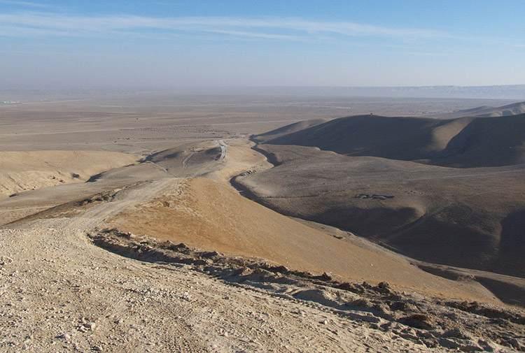 pustynia Afganistan ciekawostki atrakcje