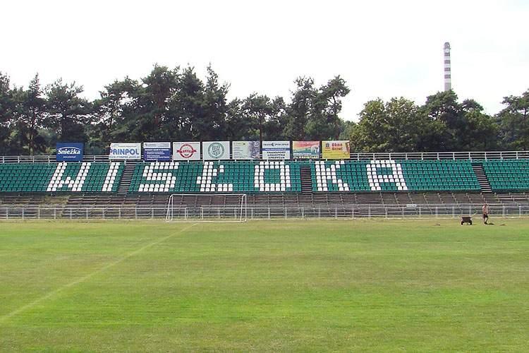 stadion Wisłoka Dębica ciekawostki atrakcje