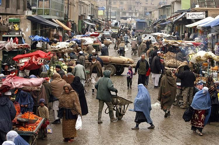 targ Afganistan ciekawostki atrakcje