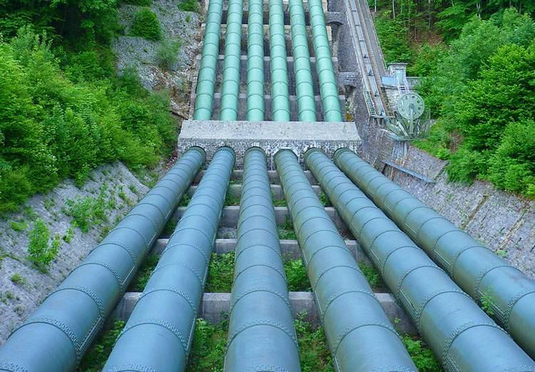 woda wodociągi kanalizacja