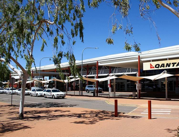 lotnisko Alice Springs ciekawostki Australia