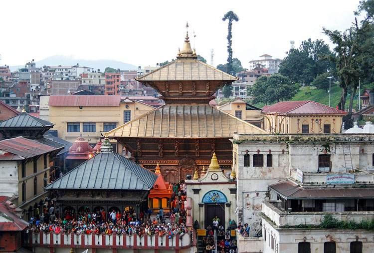 Katmandu ciekawostki atrakcje Nepal stolica zabytki