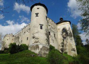 Niedzica ciekawostki zamek Dunajec w Niedzicy