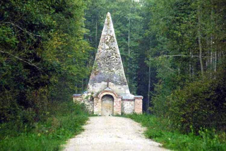 Rapa piramida ciekawostki województwo warmińsko-mazurskie
