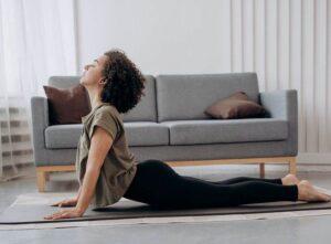 ćwiczenia w domu fitness zdrowie
