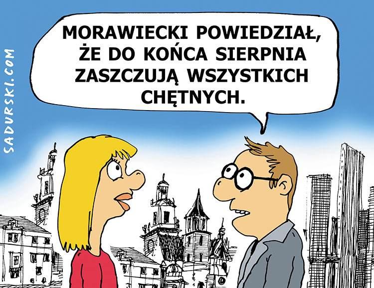 komentarz polityczny komentarze satyryczne satyra polityka rysunek