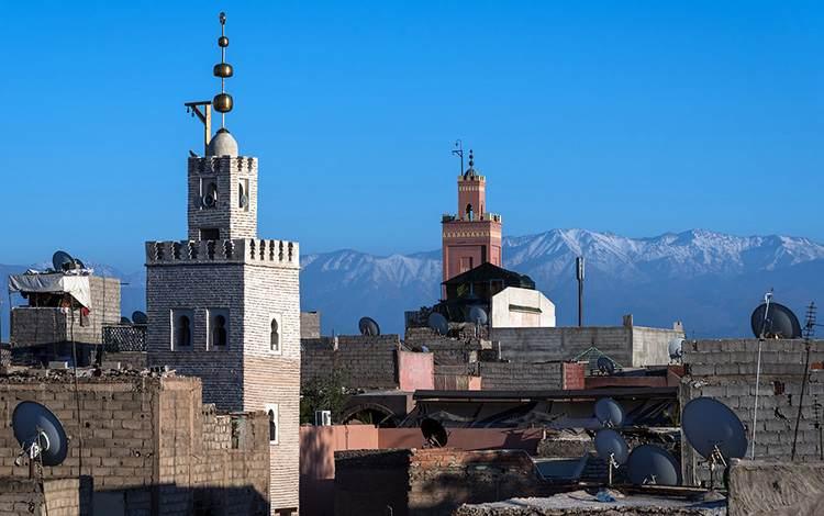 miasto Marrakesz Maroko ciekawostki atrakcje