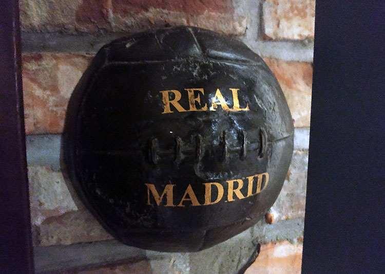 Hotel Remes Opalenica Real Madryt piłka nożna