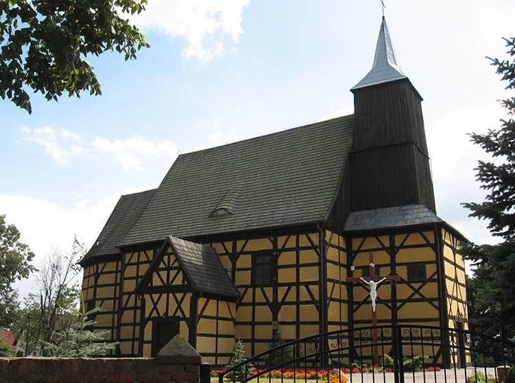 Kościół Narodzenia NMP w Lubinie