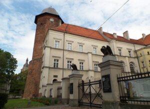 Koźmin Wielkopolski-ciekawostki zamek zabytki atrakcje