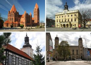 miasto Ostrów Wielkopolski ciekawostki zabytki atrakcje
