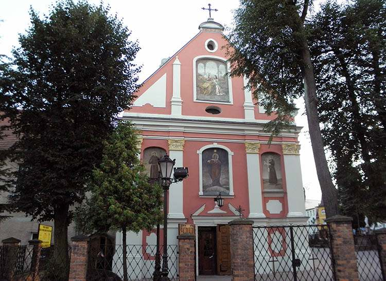 Wejherowo kościół św. Anny