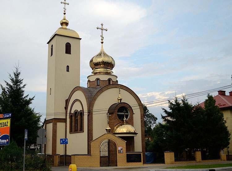 cerkiew Biłgoraj ciekawostki