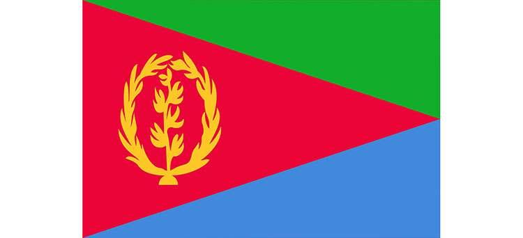 flaga Erytrea państwo ciekawostki Afryka