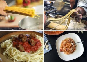 historia spaghetti ciekawostki makaron historia