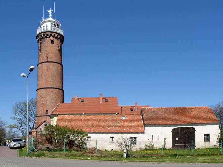 latarnia morska Jarosławiec atrakcje