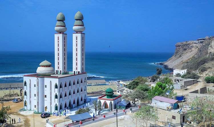 meczet Ouakan Senegal