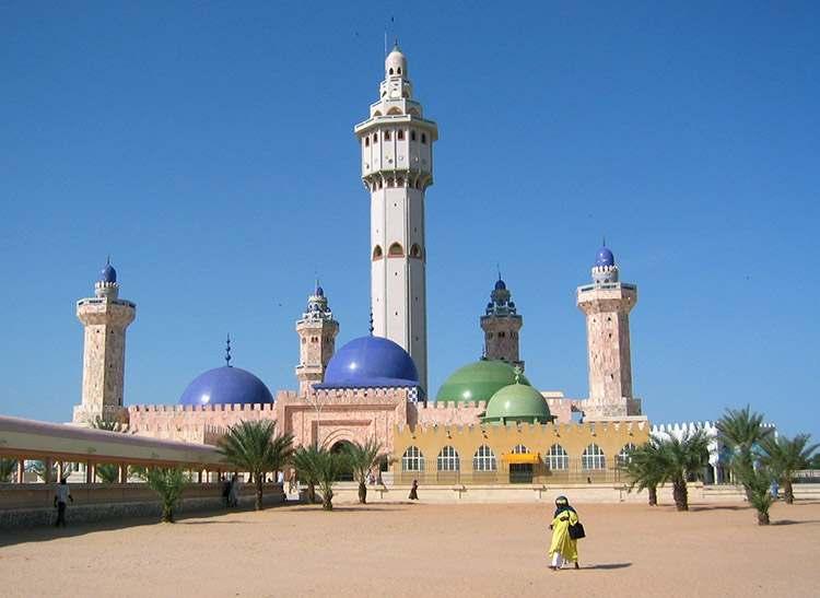 meczet w Touba Senegal ciekawostki