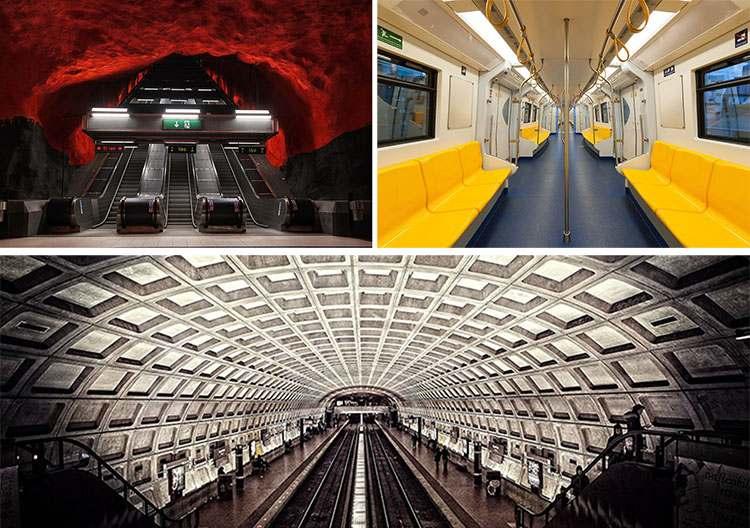 metro ciekawostki o metrze