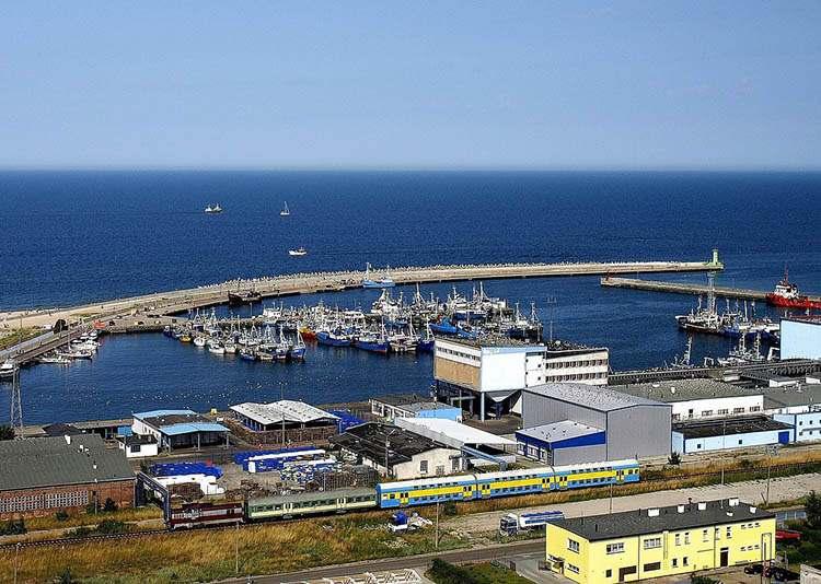 port Władysławowo ciekawostki atrakcje