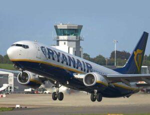samolot Ryanair Białoruś