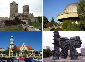 województwo śląskie ciekawostki