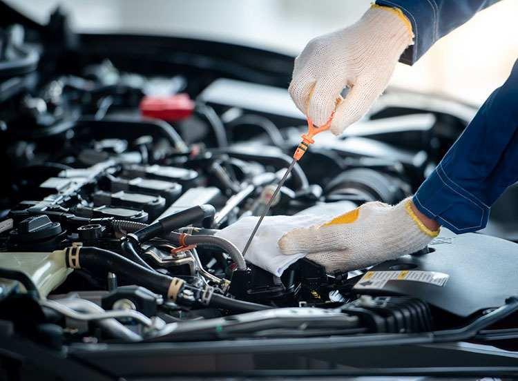 odma olejowa silnik samochód motoryzacja samochody
