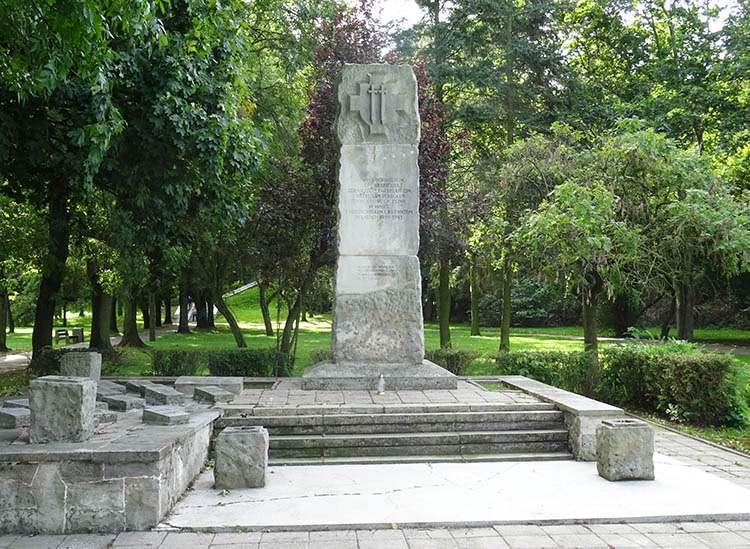 pomnik Sierpc ciekawostki