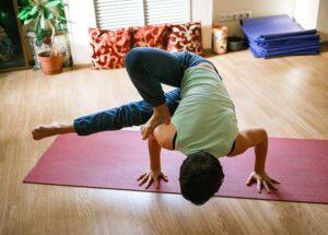 trening jogi joga