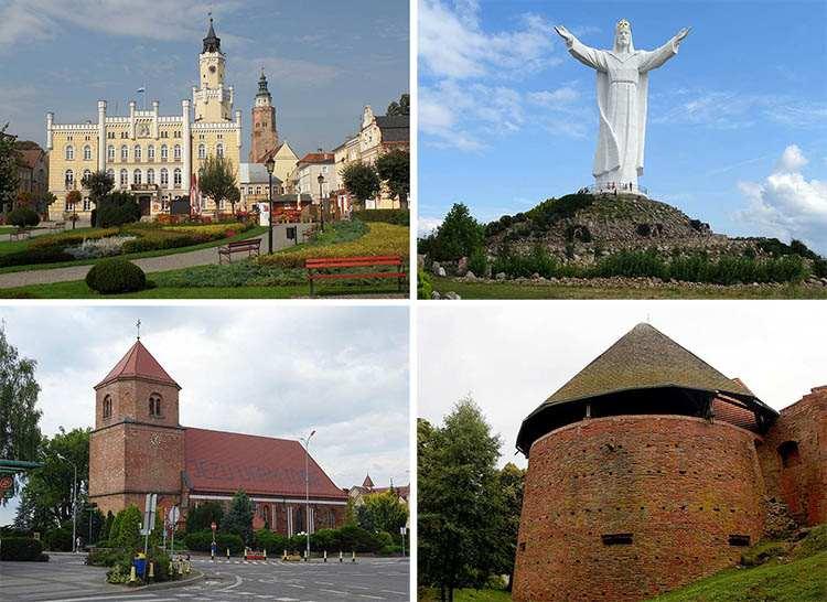 województwo lubuskie atrakcje ciekawostki zabytki