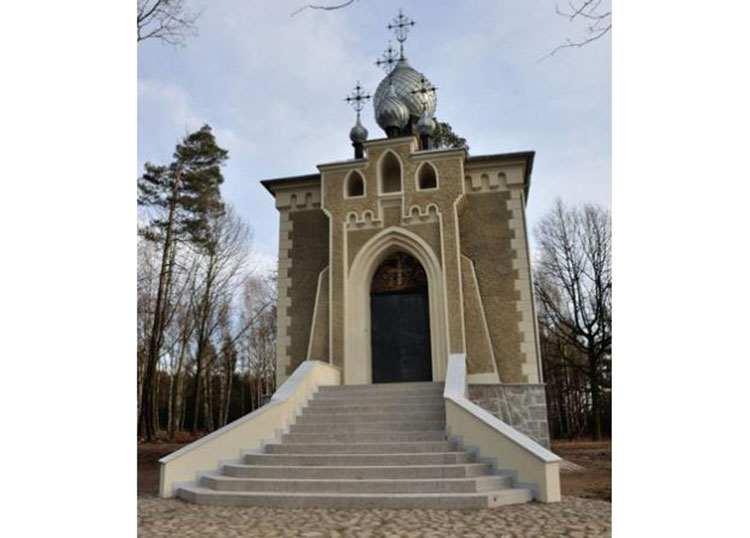Chróścina cerkiew duchy w Polsce