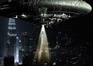 UFO Biały Dom ciekawostki Waszyngton USA kosmici