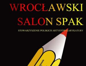 Wrocławski Salon SPAK wystawa karykatury