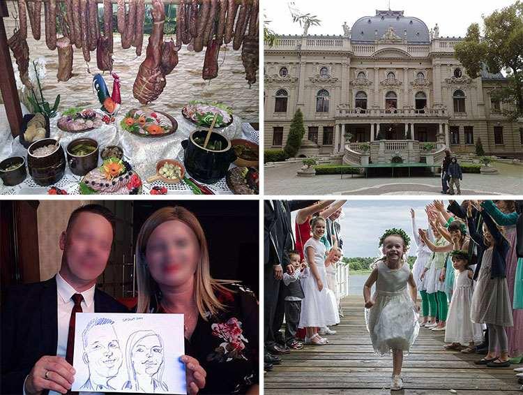 atrakcje na wesele Łódź łódzkie atrakcje weselne w Łodzi