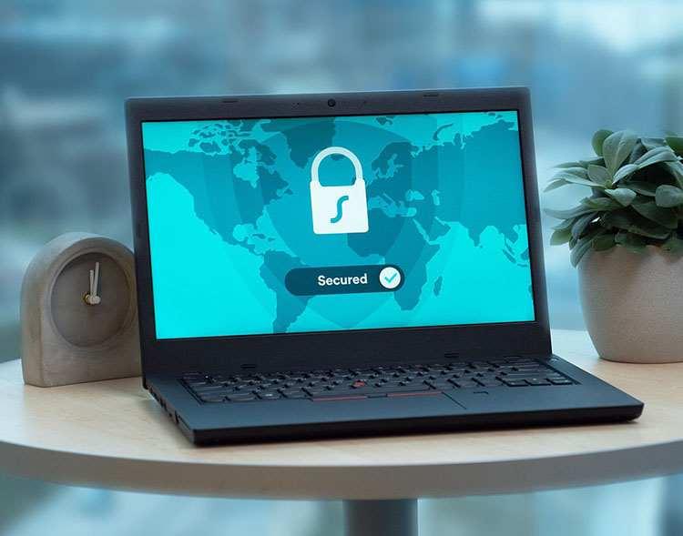 bezpieczne połączenie Google Chrome