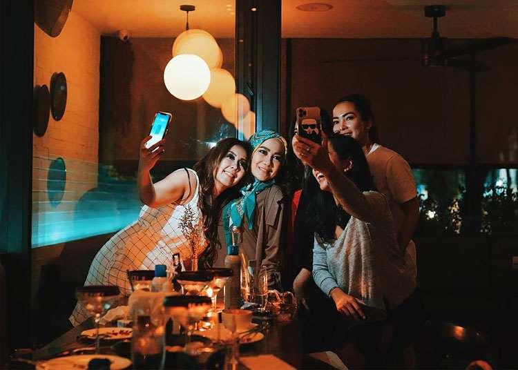 nocne selfie zdjęcia porady