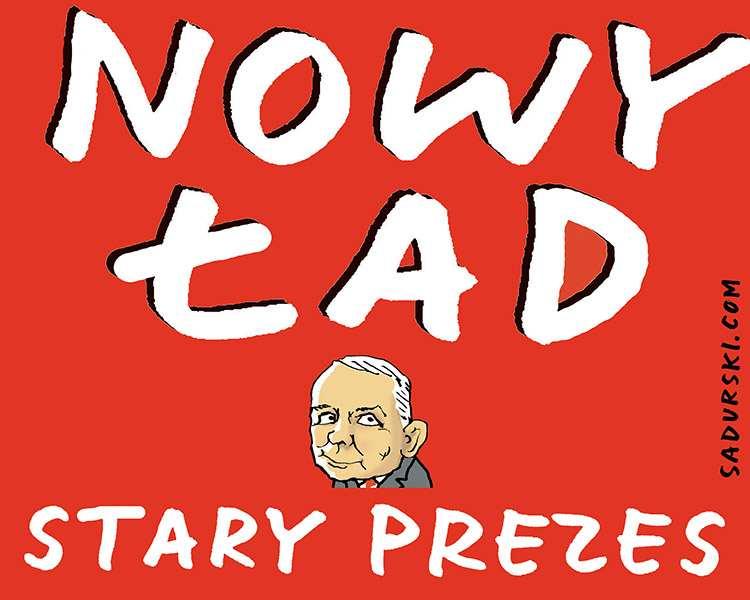 satyryczne komentarze satyra polityka politycy polscy Polska