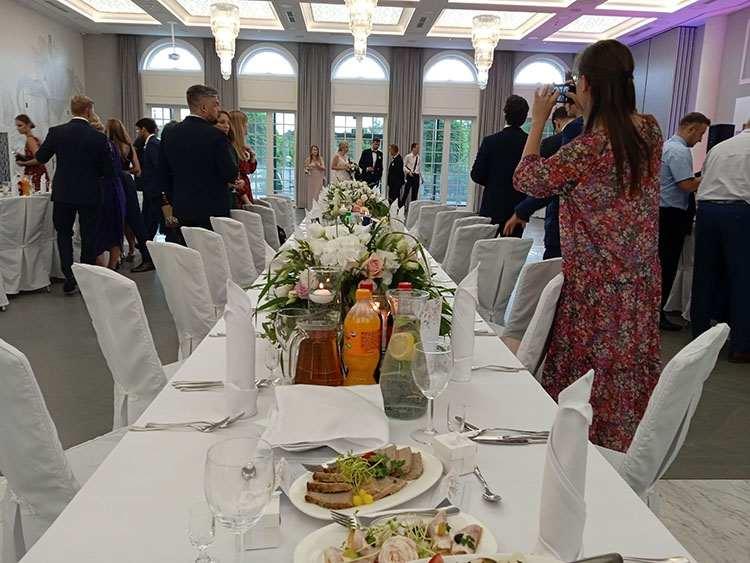 wesele w Szczyrku atrakcje weselne karykaturzysta Szczyrk Å›lÄ…skie sale weselne