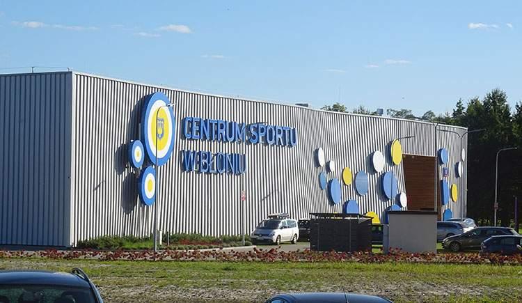 Centrum Sportu Błonie ciekawostki sport mazowieckie