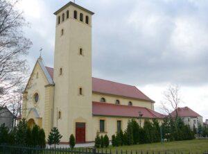 Kościół św. Jana Bosko Luboń ciekawostki zabytki atrakcje