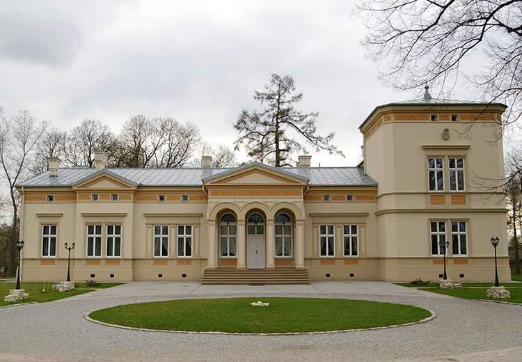 Minoga pałac Wielkopolska wesele event pałace