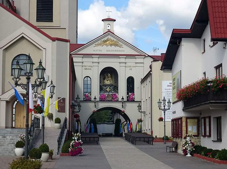 Ostra Brama Skarżysko-Kamienna atrakcje co zobaczyć