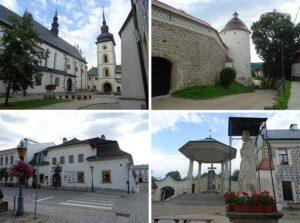Stary Sącz ciekawostki atrakcje zabytki historia klasztor