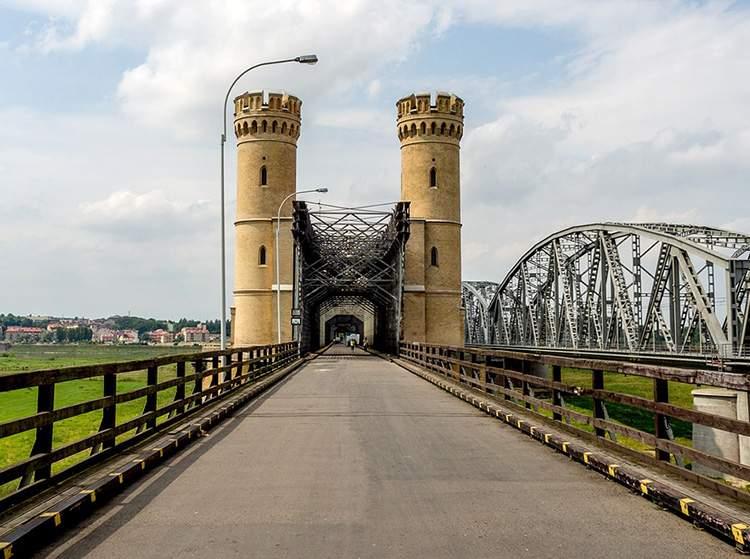 Tczew ciekawostki most atrakcje historia